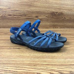 Teva Kayenta Blue Strap Athletic Hiking Sandals